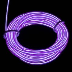 Esky ® 9ft Portable Neon Glowing Strobing Electroluminescent Wires (El Wire) with Many Color Options (Purple), http://www.amazon.com/dp/B009AN901S/ref=cm_sw_r_pi_awd_YVH3rb1TQCQHD. $8.99