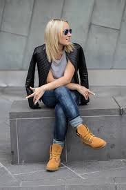 how to style timberland boots.