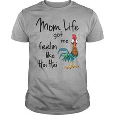 Disney Mom Life Got Me Feelin Like Hei Hei Shirt is perfect shirt for men and women. This shirt is designed with 100% cotton, more color and style: t-shirt, hoodie, sweater, tank top, longsleeve, youth tee. Great gift for you and your friend. They will love it. Click button bellow to see price and buy it! >>> https://officialshirts.net/tees/mom-life-got-feelin-like-shirt/