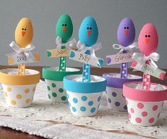 These Easter crafts for kids are the perfect addition to your holiday table. Minimize fighting over where to sit with these adorable crafts for Easter that kids can make.