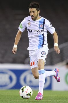 David Villa Pictures - A-League Rd 3 - Melbourne Victory v Melbourne City - Zimbio