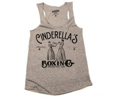 Cinderella's Boxing Tanks