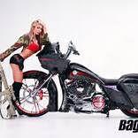 Harley-Davidson Bagger Girls