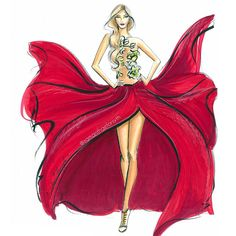 Fashion Illustration by Samantha E. Forsyth! Order custom fashion sketches and prints www.samanthaeforsythny.etsy.com Custom Fashion Portrait by fashion illustrator @samanthaeforsyth on instagram| Be Inspirational ❥|Mz. Manerz: Being well dressed is a beautiful form of confidence, happiness & politeness