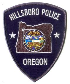 Hillsboro PD OR