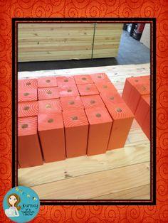 Monday Made It: Wooden Pumpkins