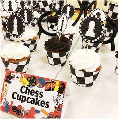 Turn regular cupcake