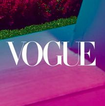 The Vogue iTunes Podcast Image
