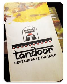 Garfo Publicitário | Blog de Gastronomia e Culinária: Tandoor Restaurante Indiano | R. Dr. Rafael de Bar...