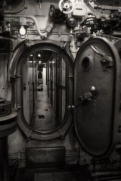 submarine interior | Submarine interior