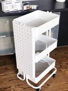 Paint Organization, School Supplies Organization, Paint Storage, Small Space Organization, Office Organization, Storage Bins, Bedroom Storage, Extra Storage, Punk Room