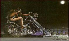 David Mann/Ride it like you Stole it