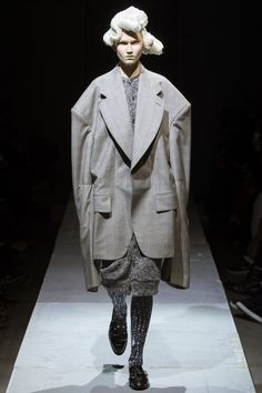 proportion. comme des garcons .aw 14.. oversized