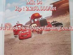 Wallpaper Anak Fantasi - www.tokowallpaperdinding.co.id