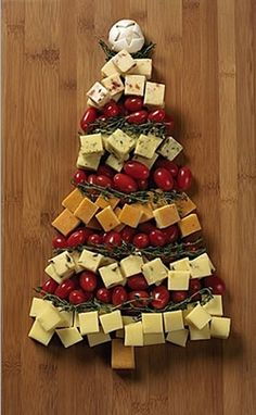 Time 2012 Cheese Tree Appetizer - from Vermont's Cabot Cheese! Need an ugly Christmas sweater from Vermont? Cheese Tree Appetizer - from Vermont's Cabot Cheese! Need an ugly Christmas sweater from Vermont? Christmas Party Food, Christmas Appetizers, Christmas Goodies, Christmas Baking, Christmas Holidays, Christmas Decorations, Christmas Cheese, Christmas Hacks, Veggie Christmas