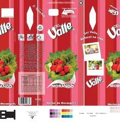 Carolina Gard: Layout para embalagens