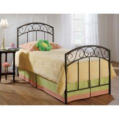 found it at wayfair wendell wrought iron bed