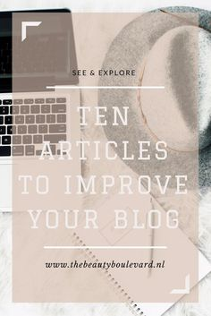 Last Friday I wrote about a subject I want to work out. This subject is blogging, because I really like to help my colleague-bloggers. Resumed, I want to write articles about blogging, you never read. Do you want to know how to improve your blog? I explain that with the ten most handy article I wrote. #blogtips #traffic #blog #improve #visitors