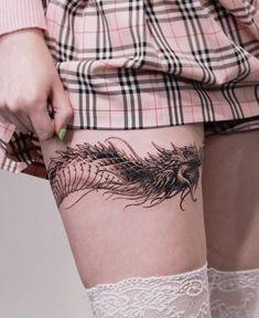 Mini Tattoos, Leg Tattoos, Black Tattoos, Body Art Tattoos, Tattoo Drawings, Small Tattoos, Sleeve Tattoos, Cool Tattoos, Goth Tattoo