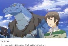 Blue's Clues the Anime