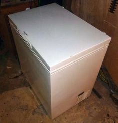 Convert a chest freezer to kegerator or fermenter for $20