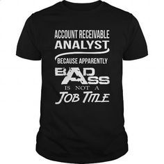 ACCOUNT RECEIVABLE ANALYST #shirt #hoodie