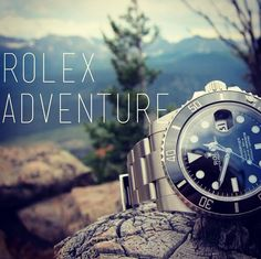 Where have you taken your #Rolex?