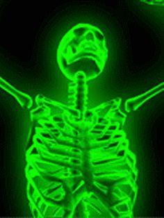 Dancing Skeleton gif