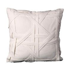 I pinned this Grable Pillow in Ivory from the Mina Victory event at Joss and Main!