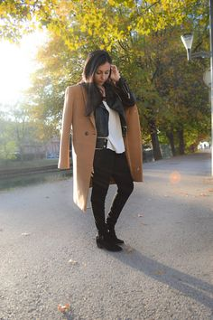 #camelcoat  #outfit  #manteau  #winter  #look