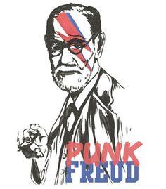 Vandal Camisetas - Punk Freud