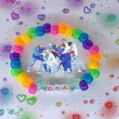 Diy Kandi Bracelets, Pony Bead Bracelets, Diy Bracelets Easy, Cute Bracelets, Pony Beads, Funky Jewelry, Cute Jewelry, Jewelry Crafts, Polymer Clay Bracelet