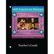 All American History Teacher Guide (Vol. 1)