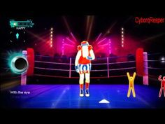 Just Dance Greatest Hits - Survivor - Eye of the Tiger