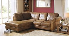 Savoy Right Arm Facing Small Corner Sofa Outback | DFS