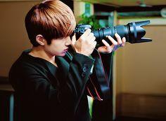 Infinite L camera : set your sights