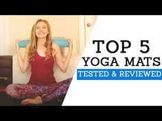 The Best Yoga Mats | My RECAP After Testing them All | Sweat Proof, Best...