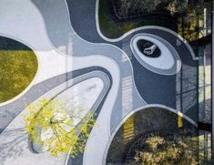 Urban Landscape Street Design 39 Ideas For 2019 Landscape Architecture Drawing, Landscape Design Plans, Forest Landscape, Green Landscape, Modern Landscaping, Garden Landscaping, Pavement Design, Plaza Design, Paving Pattern