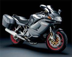 """Ducati Sporttouring ST4S """"ABS"""" (2003) - 2ri.de"""