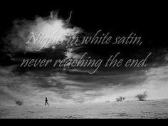 Moody Blues - Nights in White Satin Lyrics