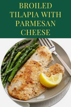 Sometimes we cook the best dishes of Broiled Tilapia with Parmesan Cheese in the simplest way possible. This time, very few ingredients are used, not to mention the cooking time, which is only a few minutes. Tilapia Fish Recipes, Best Dishes, Few Ingredients, Cooking Time, Parmesan, Green Beans, Cheese, Dinner, Vegetables