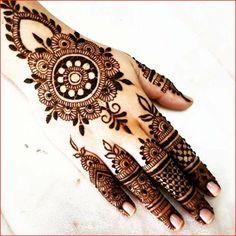 Modern Bridal Mehndi Designs For Wedding~~~~ like it