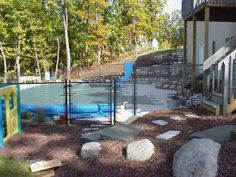 Here we have a look at 27 inventive pool fence suggestions for household houses, sharing some innovative, fun, and shocking layouts. Privacy Fences, Fencing, Removable Pool Fence, Child Fence, Semi Inground Pools, Modern Fence Design, Chain Link Fence, Michigan, Swimming Pools