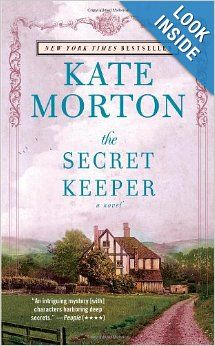 Gifts for Women ~ Next on my list, I'm wanting to read The Secret Keeper by Kate Morton.  I'm not typically a fiction reader, but with all the chaos of Christmas, I would love to escape.  This book gets amazing reviews.