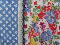 lovely old fabrics