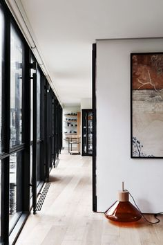 The famous Bridge House in Melbourne … recently renovated by architect Stephen Jolson, nearly 60 years after it was built by influential Australian architect, Robin Boyd. The alterations were to be do