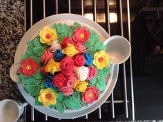 Pastel para cumpleaños
