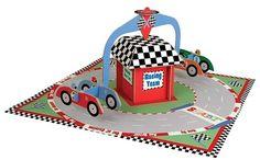 Meri Meri Racing car Centerpiece