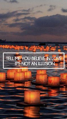 Illusion - One Direction