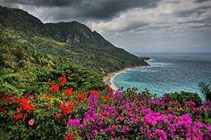 San Rafael Beach, Barahona, Dominican Republic